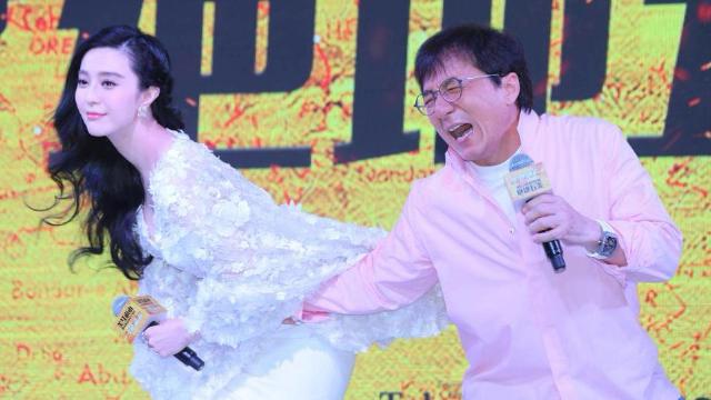 """黄毅清微博骂范冰冰""""贱货"""",以视频为证!"""