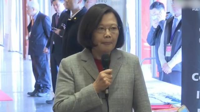 蔡英文穷途末路!美媒终于承认:经济利益会让台湾自愿选择统一