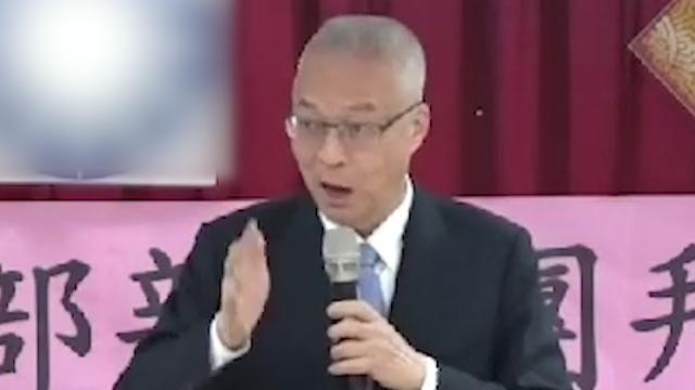 蔡英文要慌!国民党主席高声呐喊:重返执政 2020推翻蔡英文