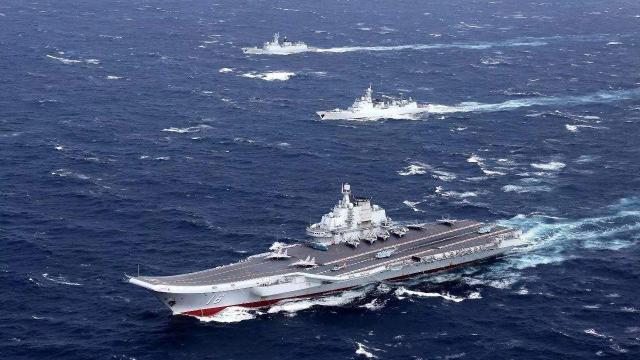 """美国为何突然""""好心""""劝告中国放弃航母研发?看完这个终于明白了"""
