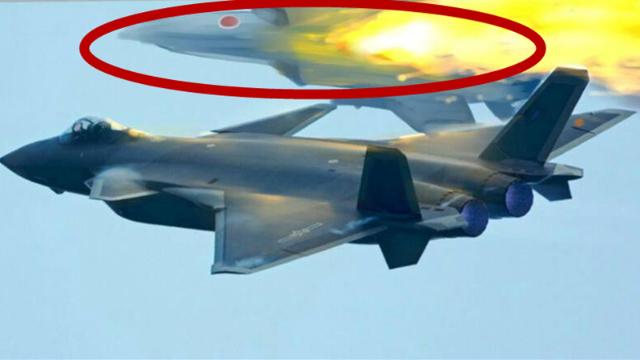 日本F15为啥不敢再骚扰中国?中国空军大招已经准备好