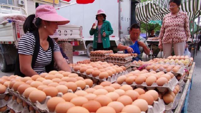 """猪肉价格迎来""""开门红"""",鸡蛋价格却降到2元一斤,这是为啥?"""