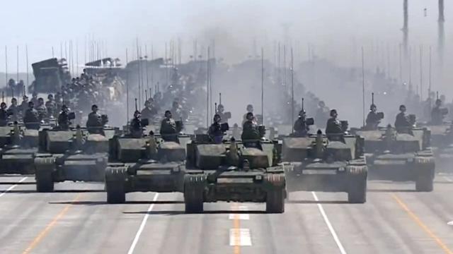 """解放军将成为""""地表最强""""军队?这国媒体又开始捧杀我们解放军了"""