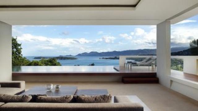 700+住苏梅岛海边超高酒店性价比的网红大门泰国酒店推荐苏梅岛别墅白钢别墅图片
