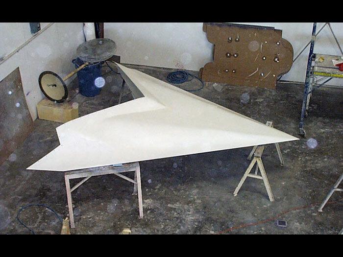F-22雷达反射面积到底是多少?用缩比模型测测能行吗?