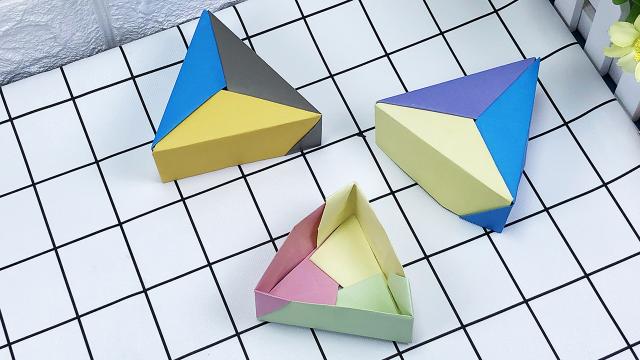 折纸剪花朵图片步骤图解