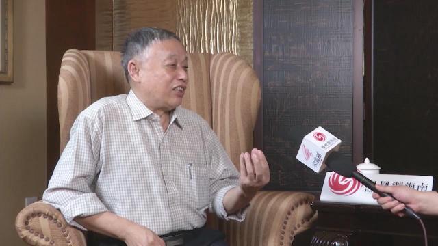 凤凰网海南专访《海南开发之路》丛书作者王毅武