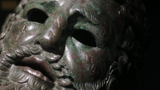 古希腊青铜雕塑的逆天杰作!艺术表现力和金属工艺水平惊人!