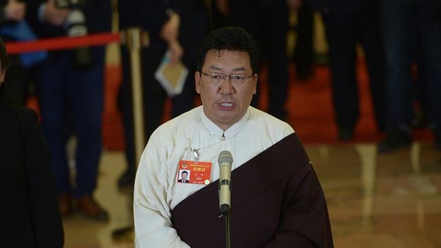 全国政协委员扎西:西藏基层最漂亮、最好的建筑是学校
