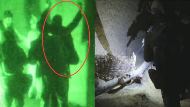 作战视频首次曝光!阿富汗军方击毙51名武装分子