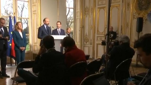 巴黎警察局长被撤职 因黄背心下课首人