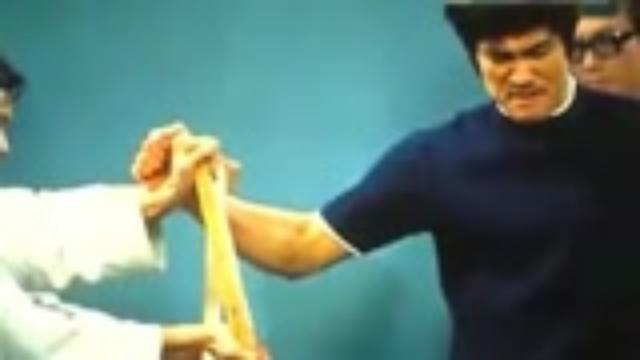 功夫皇帝李小龙1969年珍贵影像中国功夫一战杨威世界