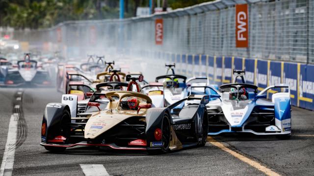 《车视频》——2018-19赛季Formula E三亚站
