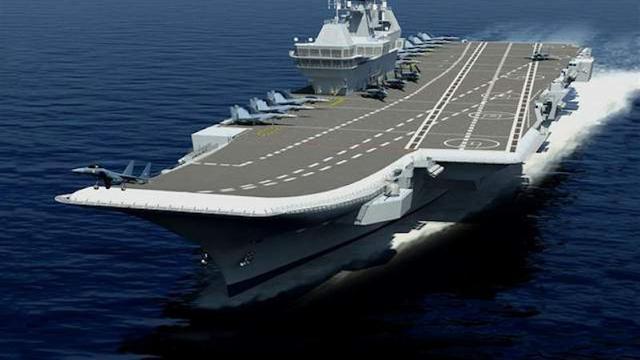 印度航母舰载机为何要画F15?当年它还真准备下海