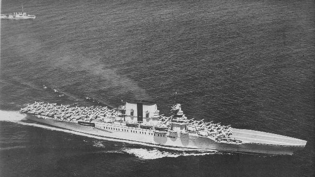 这艘美军舰突然失踪,和百慕大三角有关?95年后真相大白