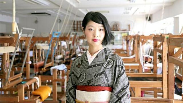 日本手艺②和服[英字]
