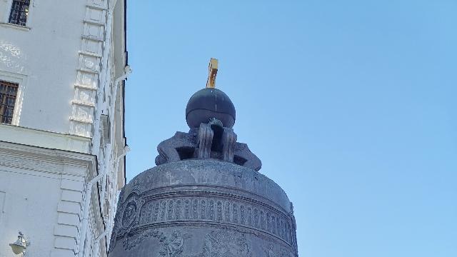 红场广场的钟声