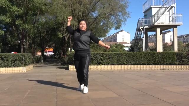 《moviendo cadera》动感辣身舞 健身广场舞