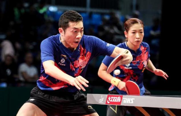 第55届世乒赛单项比赛,国乒包揽世乒赛五项冠军