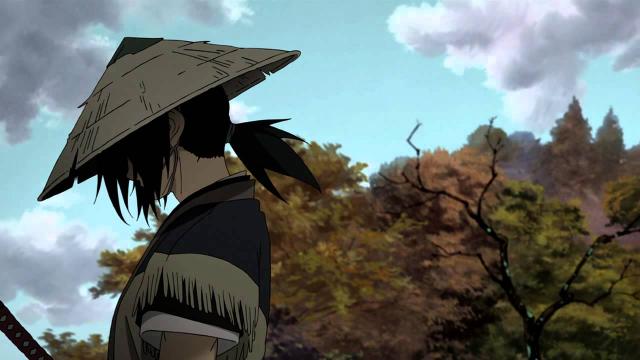 异邦人:无皇刃谭,一部怎么夸都不过分的日本动漫