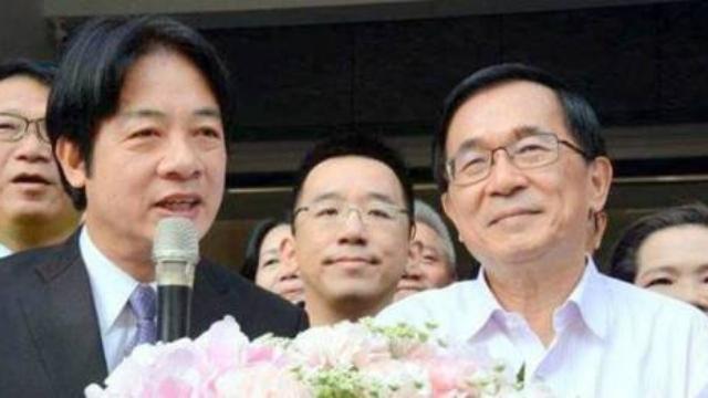 陈水扁玩政治一流,蔡英文根本不是对手