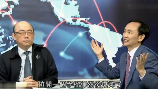台名嘴:韩国瑜自毁长城 一颗手榴弹炸了整个蓝营