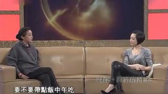 倪萍讲述初到央视时的情景