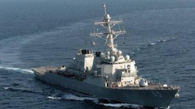 美国军舰绕行台湾,触动各方敏感神经