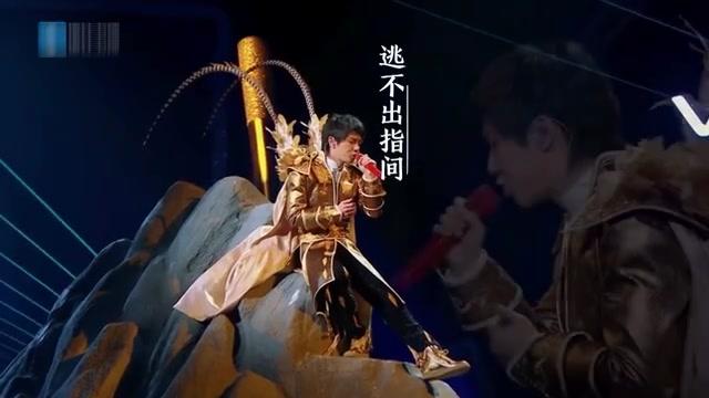 《王牌对王牌》华晨宇演唱 《齐天》,超好听!