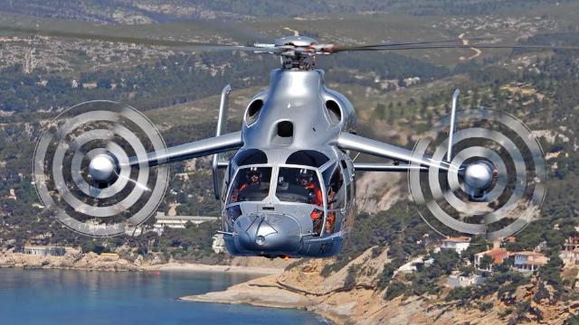 美国陆军研制未来高速旋翼机
