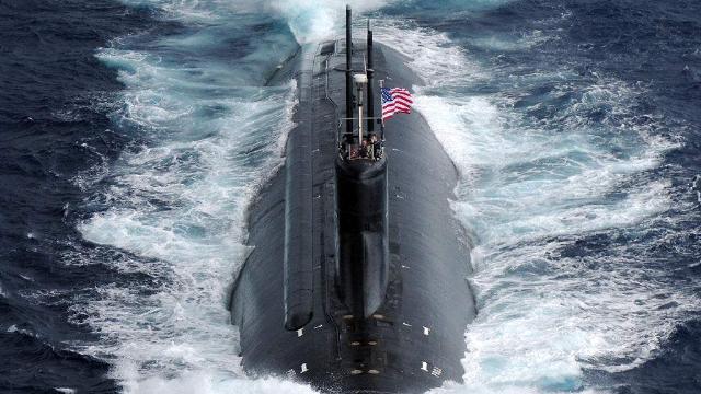 """这国海军展示击沉核潜艇""""特殊技"""" 各国都不愿学"""