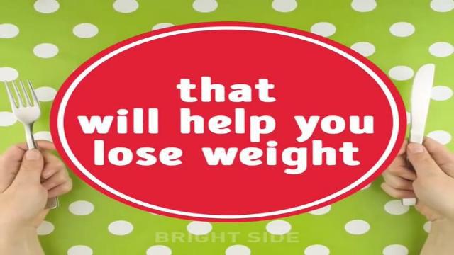 完美身材离不开健康又易坚持的食谱