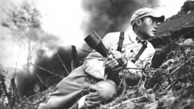松骨峰阻击战志愿军一个连打剩7人 受到总部嘉奖