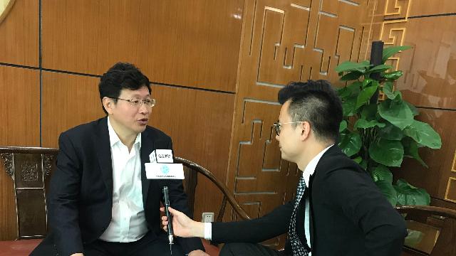 大湾区诺贝尔大健康国际论坛 徐春明访谈