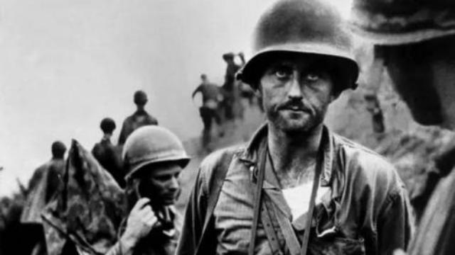 美国名将抵达朝鲜,手下军队就像一把军刀,朝鲜大难临头