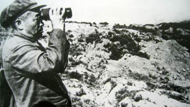 彭德怀临危受命,毛泽东亲自为其壮行,美军噩梦要来了