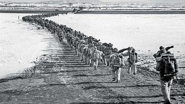 开国上将忆:中国被迫卷入朝鲜战争 毛泽东力排众议决定出兵
