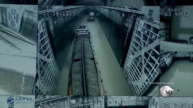 承载量3000吨、垂直提升113米的三峡升船机不愧世界之最!
