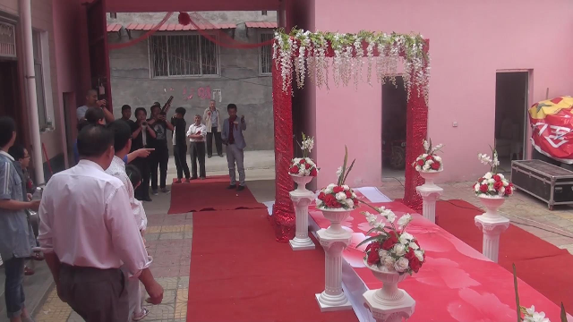 河南农村结婚的一些传统风俗规矩,领拜铺床,现在还有