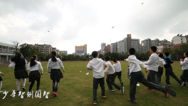 文化好少年艺术节主题曲《美美与共 我们在行动》MV