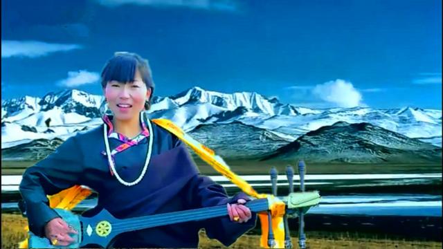 一首流传藏族天籁之音《阿克班玛》