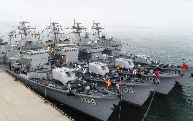 第一代驱逐舰退役 最后4艘051驱逐舰退役,旅大级功成身退,一个时代落幕