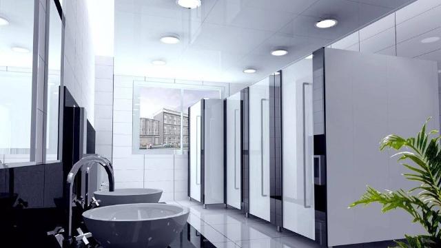 旅游旺季要到了,旅游景区的公共厕所是不是也开启了战斗模式?