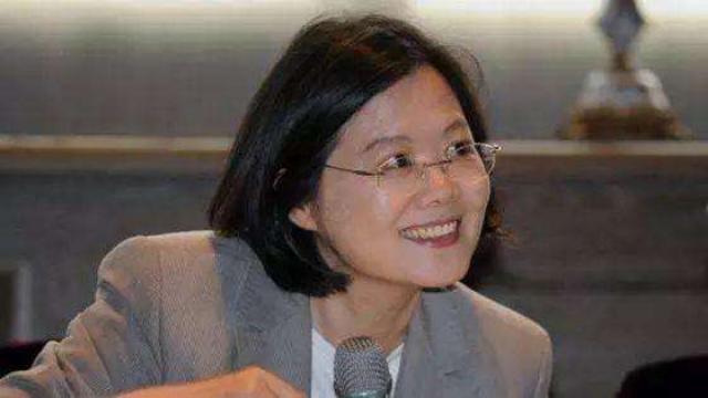 蔡英文上任前豪言壮语成空话,台湾依旧停电无举措