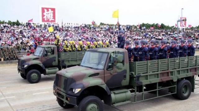 台湾军演武器没分拣清楚,误将抗战时期装备罕见公开