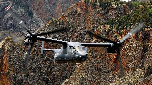 波音即将停产V22鱼鹰,美国陆军一架都没买