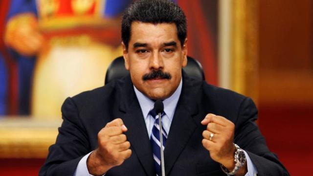 成功逃过一劫 马杜罗宣布挫败政变阴谋