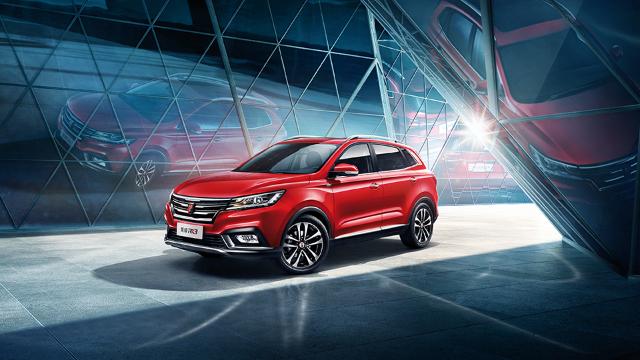 十万级最具性价比的SUV推新,荣威RX3售价7万起