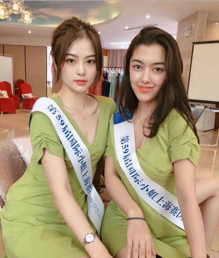 第59届国际小姐上海赛区佳丽赛前培训备战总决赛