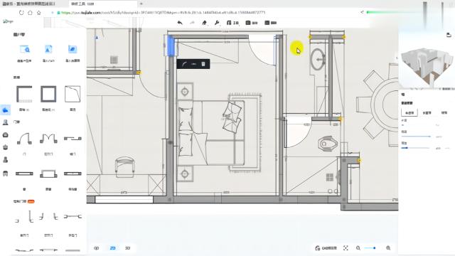 cad平面练习题,对称图形的画法,圆心弧的使用方法